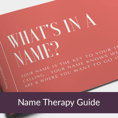 name-therapy-guide